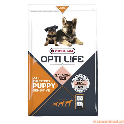 Opti Life Puppy Sensitive