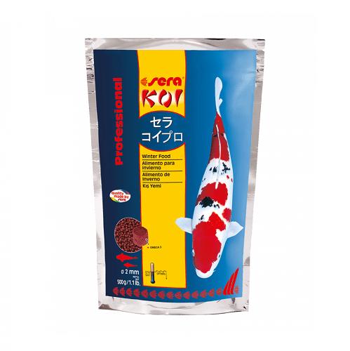 Sera Koi Profissional (Alimento de Inverno)